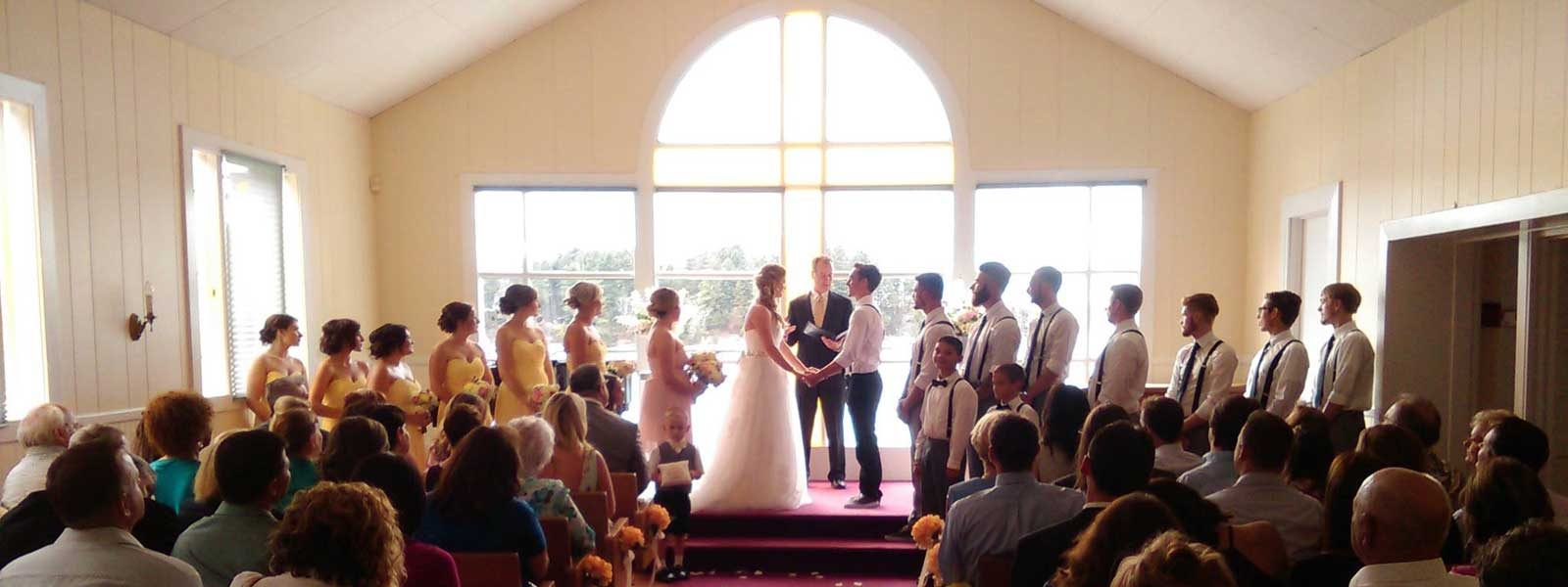 Weddings in the Chapel